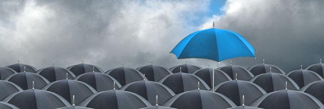 umbrella-blue